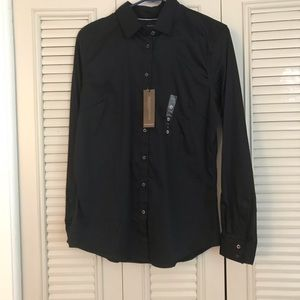 Banana republic non iron tailored fit shirts